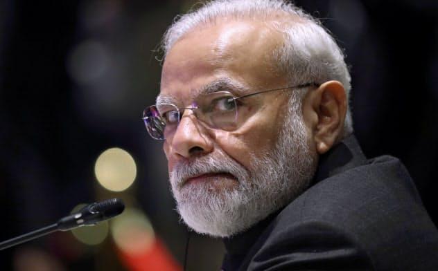 インドはアジアにおける中国の対抗勢力として世界各国から期待が掛かる=ロイター