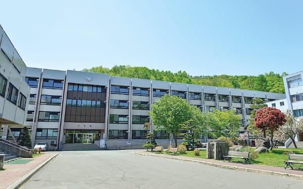 小樽商科大学(北海道小樽市)