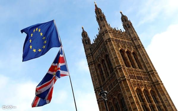 英国の次期政権には、先行き不透明感の払拭が求められている=ロイター
