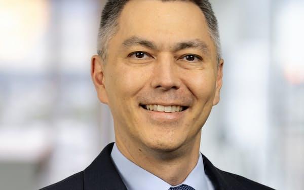 来年1月にBHPグループの最高経営責任者(CEO)に就任するマイク・ヘンリー氏