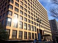 名古屋地裁の庁舎(名古屋市中区)