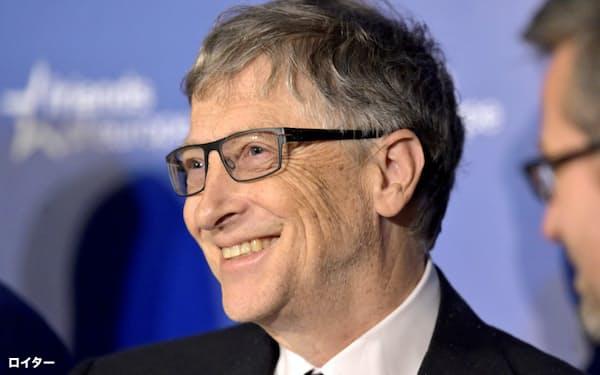 マイクロソフト創業者のビル・ゲイツ氏は富裕税を提唱したエリザベス・ウォーレン上院議員と対話の機会を望んでいる=ロイター