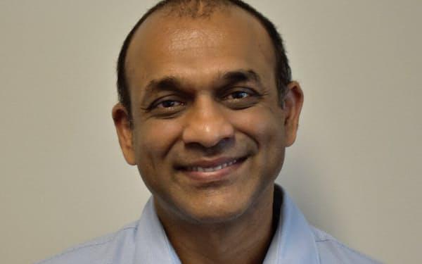 シンガポール国立大のアガルワル教授