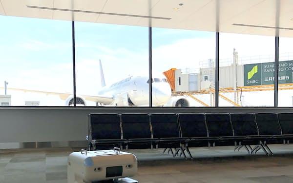 サイバーダインの清掃ロボット「MB-CL02」が成田空港で導入された