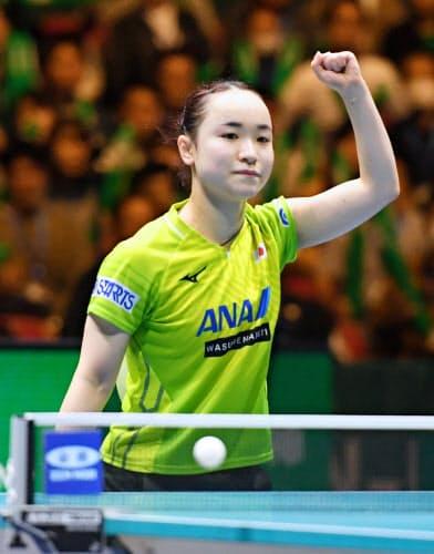 東京五輪では初採用の混合ダブルスを含め、全3種目でメダル獲得の期待がかかる