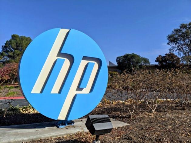HPはゼロックスからの買収提案を拒否した(米カリフォルニア州の本社)