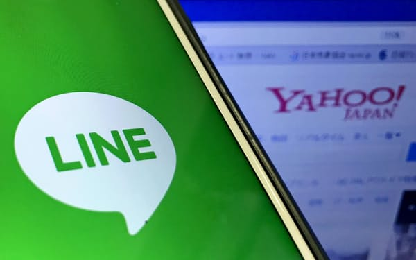 日本のネット業界でLINEは一味違う存在だった