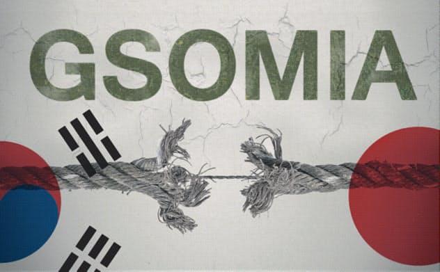 日韓GSOMIA失効回避 韓国、破棄通告を停止