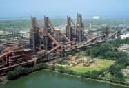 日本製鉄はアルセロール・ミタルと共同で印エッサール・スチールを買収する(エッサールの製鉄所)