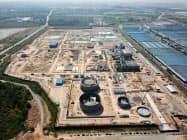 三井物産などが手掛けるタイのガス火力発電所