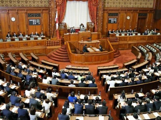 全会一致でハンセン病家族補償法案が可決、成立した参院本会議(15日)
