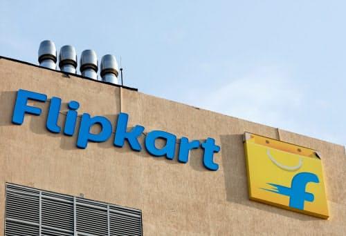 米ウォルマートのインドEC子会社であるフリップカート傘下には3つのブランドがある=ロイター