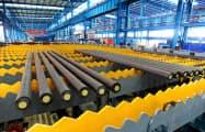 日系自動車向けに特殊鋼の需要が伸びている(JFEスチールが出資する中国社の工場)