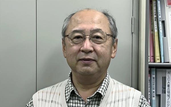 首都大学東京教授 金村聖志氏