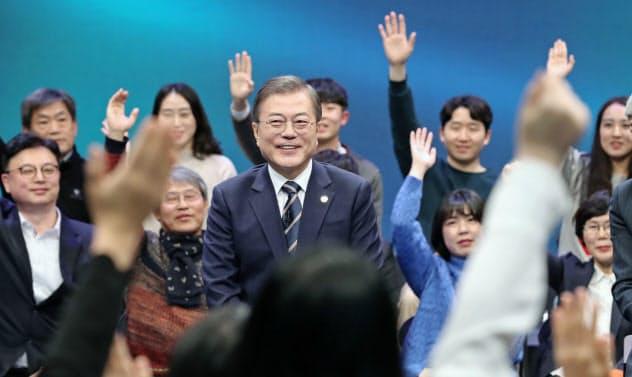 韓国大統領「GSOMIA失効回避へ最後まで努力」
