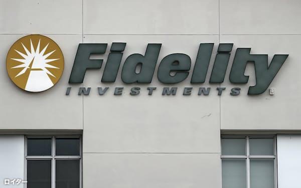 米フィデリティは、ニューヨーク州の機関投資家向けにビットコインの取引や保管サービスを提供する=ロイター