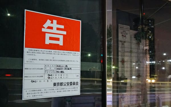 東京・王子駅付近のビル=一部画像処理しています