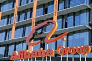アリババは26日に香港取引所に上場を予定している(浙江省杭州市のアリババの本社=ロイター)