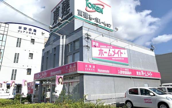 愛知県小牧市の建築施工センター