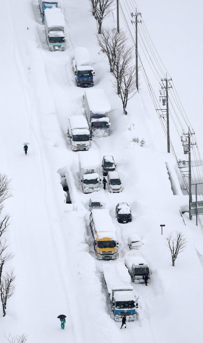北陸の大雪被害、ITで防げ スマホで消雪制御: 日本経済新聞