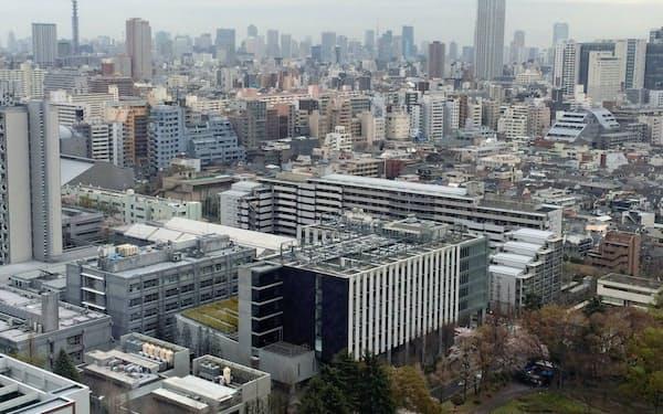 新宿区はタワーマンションを対象に町会加入意向などを調査する