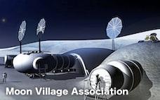 国を超え「月移住」に知恵絞る 民間主導で国際会議