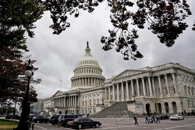 米議会(ワシントン)=ロイター
