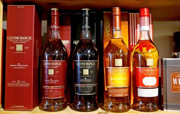 スコットランドではアルコール度数の高いウイスキーが好まれてきた=ロイター