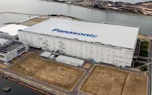 姫路工場は電気自動車(EV)用の電池工場として活用する