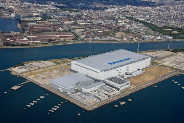 兵庫県姫路市の工場は車載電池工場として活用する