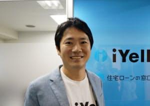 窪田社長は住宅ローンのプロとして認知されたいと話す