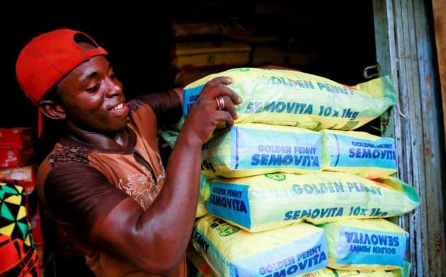 ナイジェリアでは労働力人口の拡大が見込まれている=ロイター