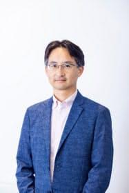 新社長に就任した蓮尾聡氏