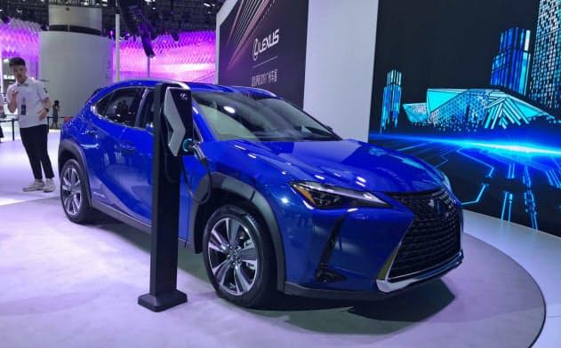 トヨタ、中国新車販売2位に浮上 1~9月GM抜く