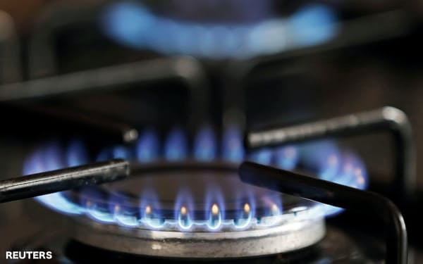全米でコンロのガス使用禁止の条例を導入する自治体が相次いでいる=ロイター