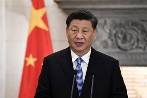 中国の習国家主席はウイグル族弾圧を国際社会に非難されても気にする必要はないと演説していたことがこのほど暴露された内部文書で明らかになった=ロイター