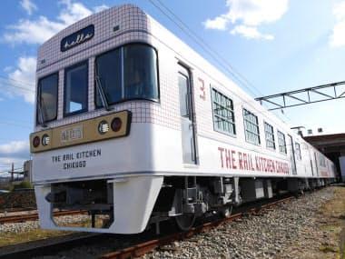 西鉄は車内で食事を楽しめる観光列車を福岡―大牟田間で運行する