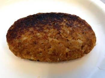 大豆エナジーはうまみを増した大豆由来の人工肉ハンバーグを開発した