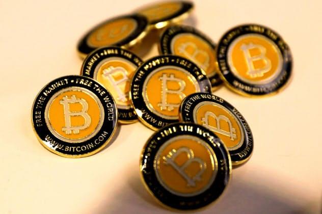 ビットコインは一時約6カ月ぶりの安値水準まで下落した=ロイター