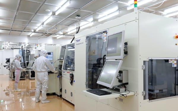 日立化成は半導体材料に定評がある(川崎市にある次世代半導体の研究・試作拠点)