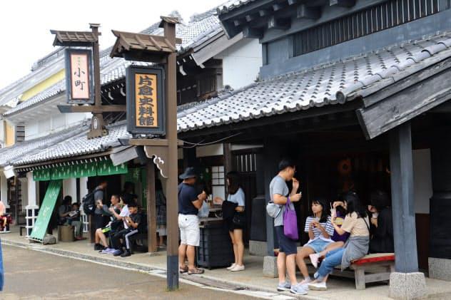 登別伊達時代村は韓国依存からの脱却を図っている。
