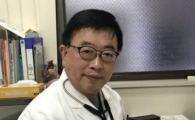 愛媛県医師会会長 村上博氏