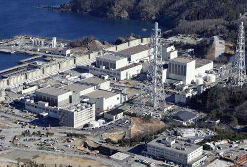 女川原発は東北電力の原発で初めて、新基準に基づく安全審査に合格した=共同