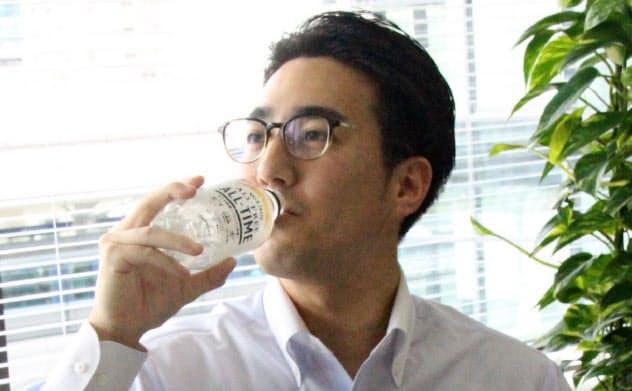 サントリーの透明ノンアルコールビール「オールタイム」は賛否が分かれた