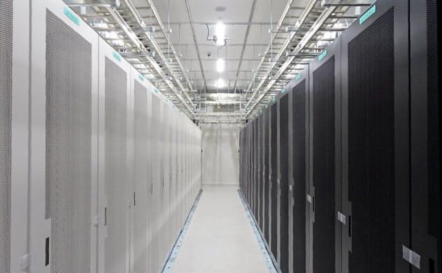 2019年12月1日に稼働したNTTコミュニケーションズの大阪府内7カ所目の大型データセンター