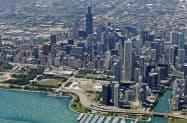 11月のシカゴPMIは新規受注と受注残の回復で3カ月ぶりの上昇=ロイター