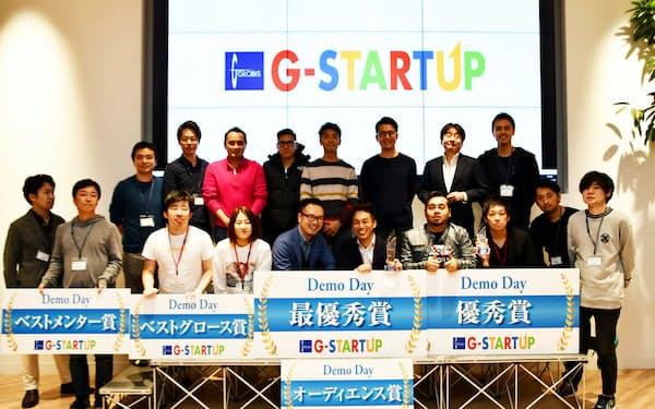 グロービスはG-STARTUPを通して有望な企業に最大5000万円を出資する