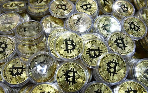 ビットコインが急伸した