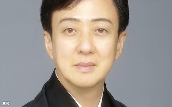 日本芸術院の新会員に選ばれた歌舞伎俳優の坂東玉三郎さん=共同