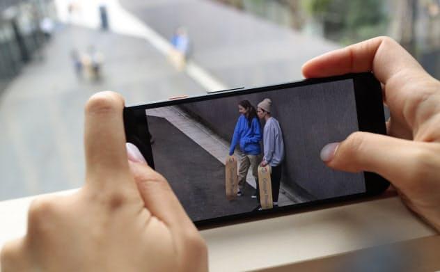 米グーグルが発売した「Google Pixel 4」。離れた場所からも高画質な写真の撮影を可能にした
